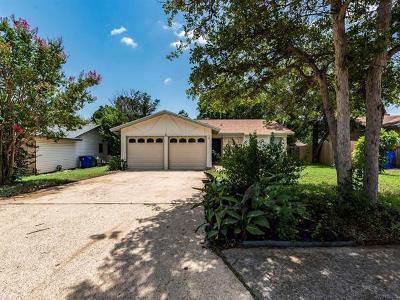 Cedar Park Single Family Home For Sale: 706 Chestnut Xing