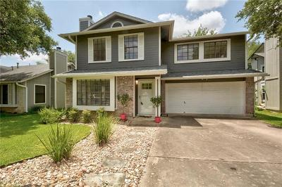 Single Family Home For Sale: 809 Silcantu Dr
