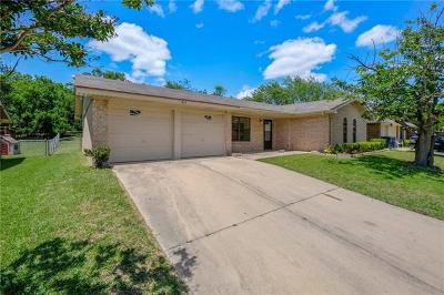 Coryell County Single Family Home Pending - Taking Backups: 929 Holly St