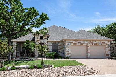 Georgetown Single Family Home For Sale: 524 Caprock Canyon Trl