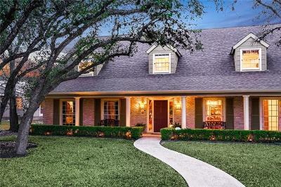 San Marcos Single Family Home For Sale: 105 Norcrest Dr