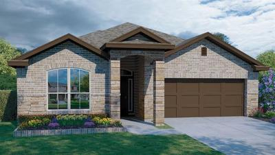 Pflugerville Single Family Home For Sale: 18401 Urbano Dr