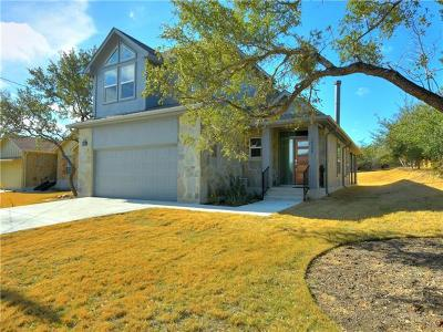 Dripping Springs Single Family Home Active Contingent: 10304 Twin Lake Cir
