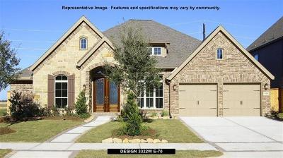 Leander Single Family Home For Sale: 624 Judge Fisk Dr