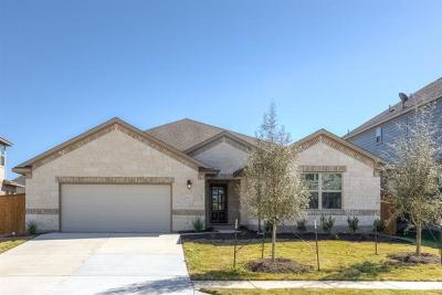 Pflugerville Single Family Home For Sale: 19317 Brusk Ln