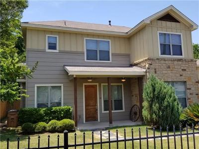 Condo/Townhouse Pending - Taking Backups: 2506 S 5th St #A
