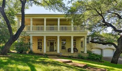 Austin Single Family Home For Sale: 2204 Westlake Dr