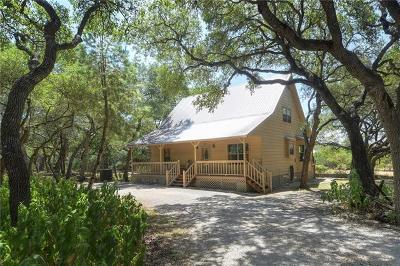 Wimberley Single Family Home Pending - Taking Backups: 130 McCall Ln
