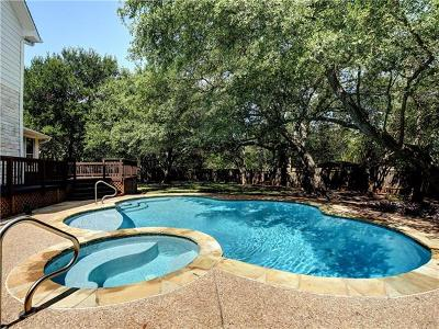 Hays County, Travis County, Williamson County Single Family Home Pending - Taking Backups: 3412 Halsell Ct