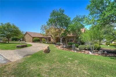 Horseshoe Bay Single Family Home For Sale: 100 Hi Ridge Rd