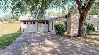 Travis County Single Family Home For Sale: 13206 Lamplight Village Ave