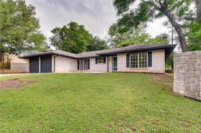 Austin Single Family Home For Sale: 1913 Larchmont Dr