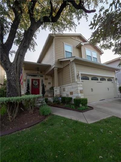 Austin Single Family Home For Sale: 8736 Wood Stork Dr