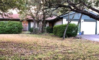 Austin Single Family Home For Sale: 9403 Towana Trl