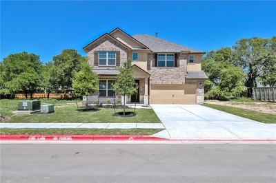 Buda Single Family Home For Sale: 140 Blushing Dr