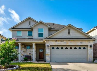 Cedar Park Single Family Home For Sale: 1808 Conn Creek Rd