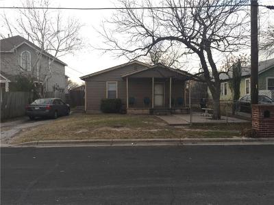 Travis County Single Family Home Pending - Taking Backups: 7612 Bethune Ave