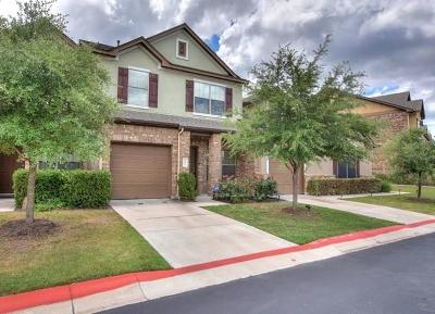 Cedar Park Condo/Townhouse Pending - Taking Backups: 1900 Little Elm Trl #141