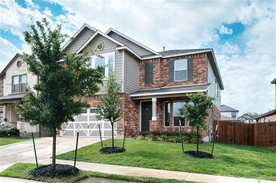 Georgetown TX Single Family Home For Sale: $345,000