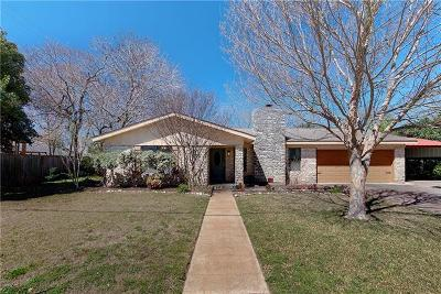 Georgetown Single Family Home For Sale: 203 Golden Oaks Dr