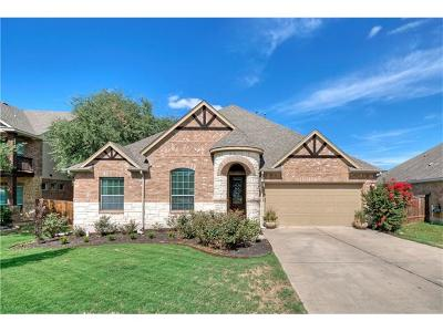 Hays County, Travis County, Williamson County Single Family Home For Sale: 2112 Turtle Mountain Bnd