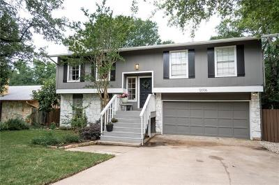 Single Family Home Pending - Taking Backups: 12006 Wycliff Ln
