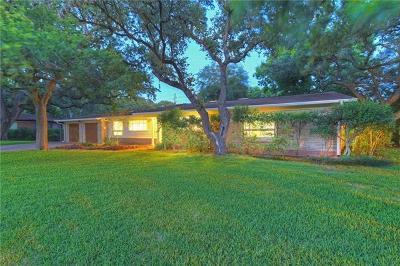 Travis County Single Family Home For Sale: 5705 Shoal Creek Blvd
