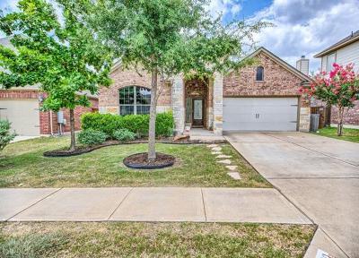 Austin Single Family Home For Sale: 9600 Sydney Marilyn Ln