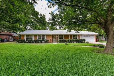 Round Rock Single Family Home For Sale: 603 E Oak Dr