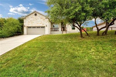 Dripping Springs Single Family Home Pending - Taking Backups: 10105 Longhorn Skwy