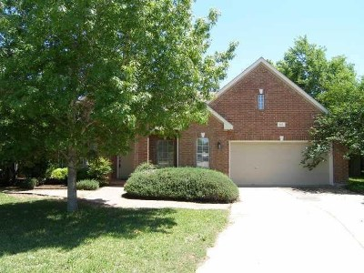Pflugerville Single Family Home Pending - Taking Backups: 802 Oakdale Ln