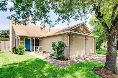 Austin Single Family Home Pending - Taking Backups: 11716 Tallow Field Way
