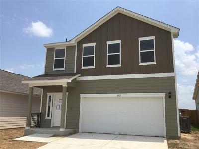 Austin Single Family Home For Sale: 6513 Graymont Dr