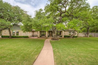 Round Rock Single Family Home For Sale: 3004 Live Oak St