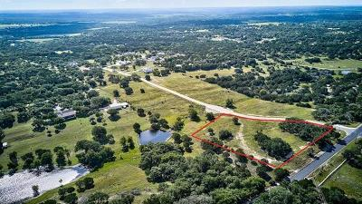 Liberty Hill Residential Lots & Land For Sale: 101 Saddle Ln