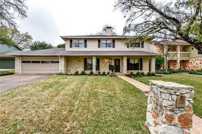 Single Family Home For Sale: 3107 Mistyglen Cir