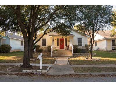 Kyle Single Family Home For Sale: 5771 McNaughton