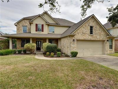 Austin Single Family Home For Sale: 2309 Via Cordova Ct