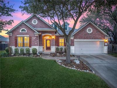Cedar Park Single Family Home For Sale: 703 Hegarty Dr