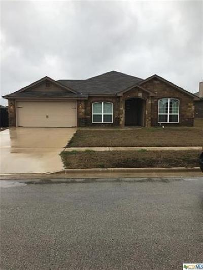 Killeen TX Single Family Home For Sale: $240,000