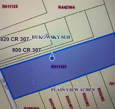 Jarrell Residential Lots & Land For Sale: 820 Cr 307