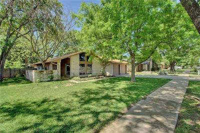 Travis County Single Family Home For Sale: 1513 Mearns Meadow Blvd