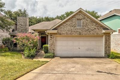 Single Family Home For Sale: 4601 Everest Ln