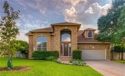 Austin Single Family Home Pending - Taking Backups: 10601 Little Wind Cv