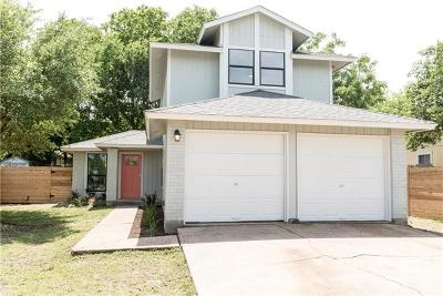 Austin Single Family Home For Sale: 5305 Teri Rd