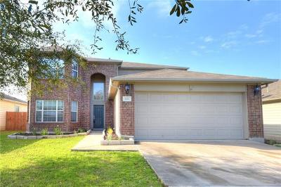 Kyle Single Family Home For Sale: 821 Sweet Gum