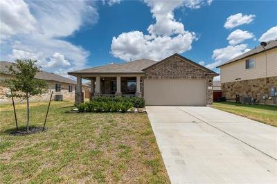 Killeen TX Single Family Home For Sale: $160,500