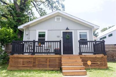Austin Single Family Home Pending - Taking Backups: 1131 Salina St