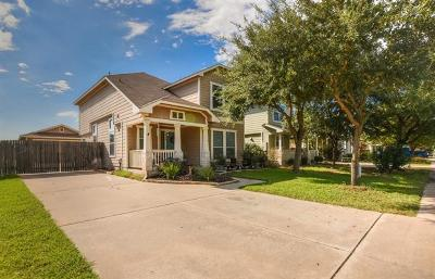 Round Rock Single Family Home For Sale: 2220 Bluffstone Dr