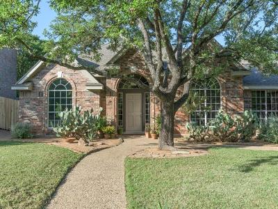 Austin Single Family Home Active Contingent: 8904 Marybank Dr